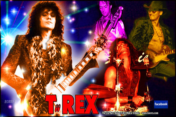 70s Weekend with T-Rex