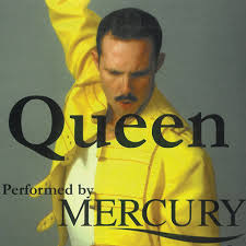 Mercury - Queen Tribute Band